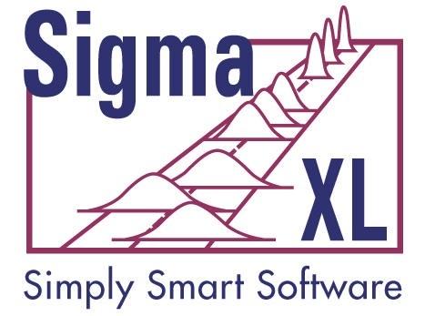 SigmaXL software