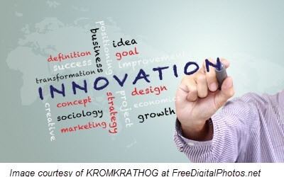 Who is responsible for innovation in your company?