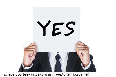 Are you addicted to saying yes?