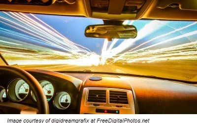 Are you steering your business through the rearview mirror?