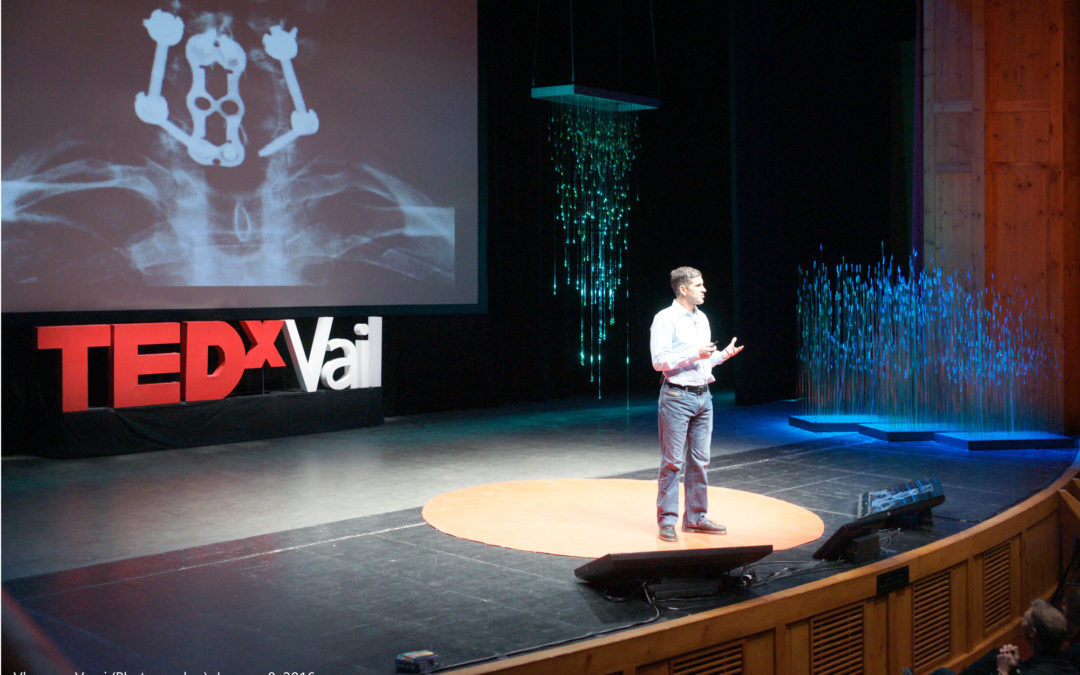 3 Lessons from Delivering a TED Talk