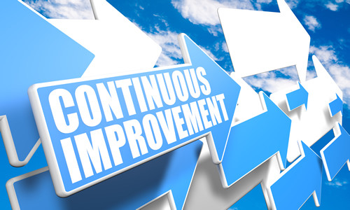can you implement continuous improvement like your competitors