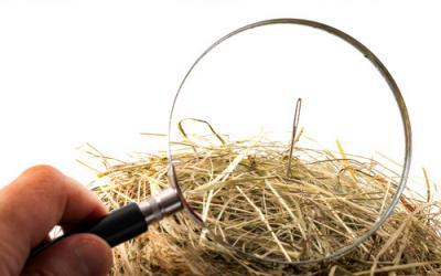 Is your Lean Six Sigma Project Looking for the Needle in the Haystack?