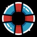 Floatation device icon.