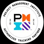 PMI authorized training partner seal.