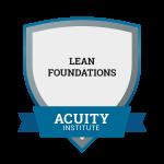 Lean Foundations badge.